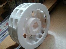 Industrial Ceramic 99.5% alumina(Al2O3) sand mill part