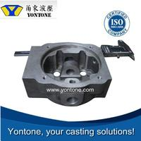 Yontone OEM Service Supplier ZL111 2024 T6 356 cast aluminum clamp