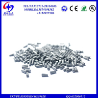 Pin5.8 Tungsten carbide pins for tyre studs/cemented carbide pins for tyre studs