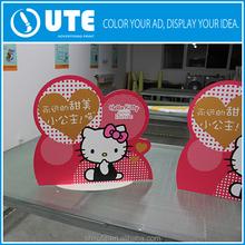 PVC Foam Board printing,PVC Foam Board Cutting/Display foam Board Printing