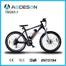mountain electric bicycle/bike TM265-1 on sell