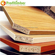 Panel Wood Laminate Particle Board Sheets