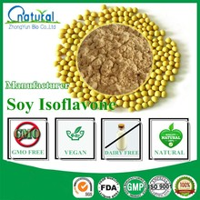 Natural Soybean Extract Soy Isoflavone