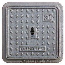 EN124 B125 C250 D400 Round Square manhole Cover