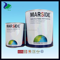 High Gloss Acrylic Polymer Resin Car Paint ( Manufacture in Guangzhou )