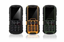 DK10 Cheap IP68 Outdoor Sport Dust Proof Waterproof Rugged Mobile Phone