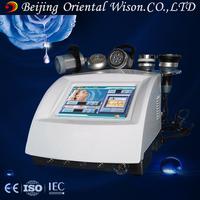 RF Vacuum Ultrasound Cavitation Bio Led Facial Suction machine