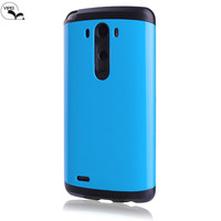 Factory saleTPU case phone case for lg g3 China supplier with light Color