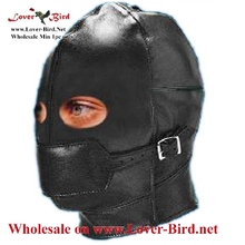 hood with mask face mask hood