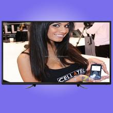 CI module Scart 55inch DVB-T+C TV