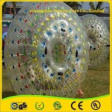 1.0mm thickness PVC/TPU fashionable inflatable zorb ball, aqua zorb ball, soccer zorb ball for bowling