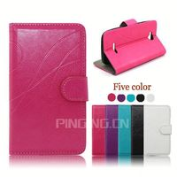 Smart Back Cover Wallet high quality Leather Phone Case for Explay Craft