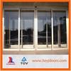 modern new fashion automatical sensor glass sliding door sensor price
