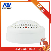 Hotel,rooms,kitchen fire alarm system manufacturing portable smoke and heat detector