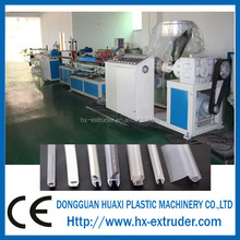 High quality PVC profile extruder plastic EPDM extrusion for sealing