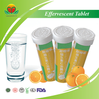 High Quality Vitamin C Effervescent Tablets