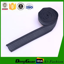 Polyester Thin Knit Elastic Band Lace