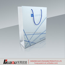 Paper Bags with Your LOGO red dot