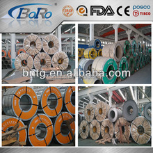 Hot sale!!! best price 304 201 316L 2B stainless steel coil China supplier