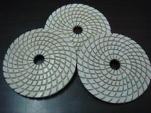 China manufacture Diamond Polishing Pad for Floor/Marble/Granite/Concrete/Terrazzo polishing pad
