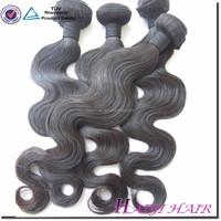 "18"" Unprocessed 5A 6A 7A Grade virgin 100% virgin indian natural curly"