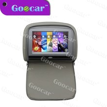 9 Inch Auto Universal with Wireless Game Headrest DVD Player