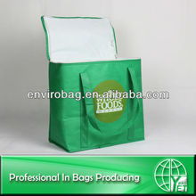 Roomy Non Woven Insulated Food Delivery Bags food warmer bag