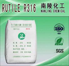 R316 titanium dioxide price(tio2,chemical,rutile)