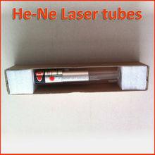 HeNe laser tube 230x35mm TEM00, Output power>1.8mW (OLY-230/D)