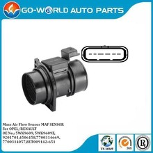 Auto Sensor , Air Flow Mass Sensor for Opel/ Renault 5WK9609, 5WK9609Z,,8ET009142-651