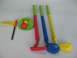 Eva foam golf club set for kids outdoor toys