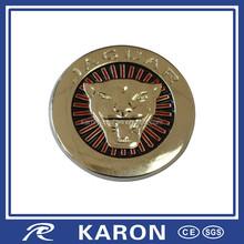 classic custom made jaguar car badge