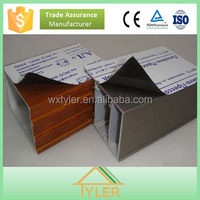 Super High-Adhesive PE Protective/Protection/Protector Films/Foils/Tapes Rolls For Aluminum Profile