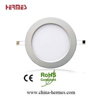 smd3014 ce rohs approved led downlight 12cm with 11cm cutout hole