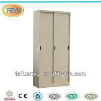Reinforced 2 door office storage cabinet