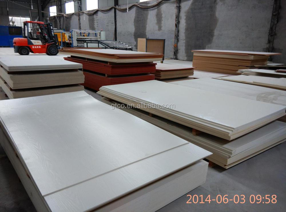 Trade Assurance Eco Friendly Wpc Foam Board Construction