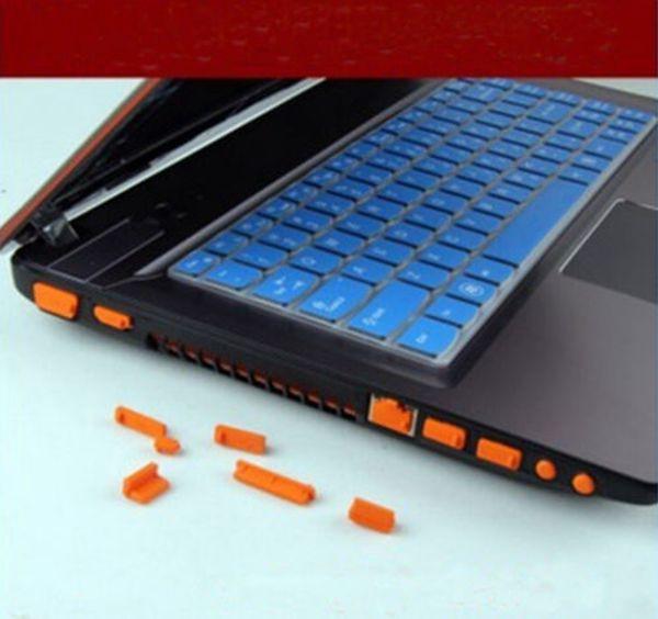 13pc 1set ноутбук пыли Подключите ноутбук пылезащитный вилка usb пыли вилка Силиконовая анти пыли 13 вилка обложке набора пробка