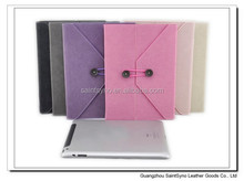 013 New designed cheap price multicolor tablet leather case for ipad mini