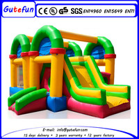 festivals best quality inflatable slide for kids