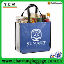 Competitive price with high quality shopping non woven laminated bag