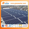 no penetration concrete roof ballasted mounting systems solar energy storage system