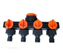 4 Way Garden Water Tap Connector water hose Splitter