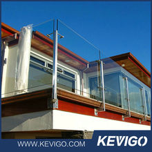 high quality swimming pool stainless steel railing pillar