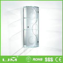 high quality natural simple high range 45 degree wooden gate hinge for blind corner cabinet