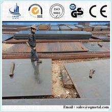 A36 placa de acero al carbono