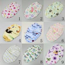 Wholesale soft Faleri velvet cartoon baby sleeping bag