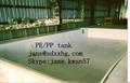 de extrusión de hoja de polietileno de alta densidad anti uv de plástico de polietileno de almacenamiento del tanque de agua