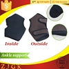 Elastic magnetic auto-heating ankle support, ankle brace