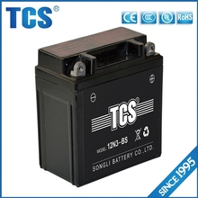 Hot Purchase 12v 3ah motorcycle battery 12v rechargeable valve regulated lead acid battery best price of lead acid battery