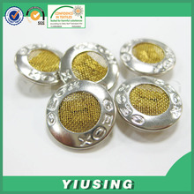 custom fashion eco-friendly four part press spring metal snap button for clothes